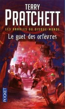 Couverture Le guet des orfèvres (Les Annales du Disque-Monde, tome 15) de Terry Pratchett