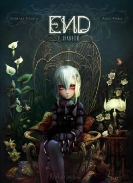 Couverture END, tome 1 : Elisabeth