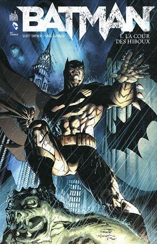 Couverture Batman (Renaissance), tome 1 : La Cour des Hiboux