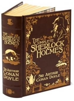 Couverture Sherlock Holmes, intégrale
