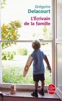 Couverture L'écrivain de la famille