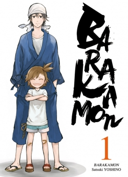 Couverture Barakamon, tome 1