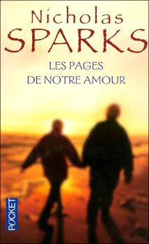 Couverture Les pages de notre amour