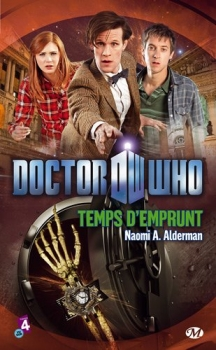 Couverture Doctor Who : Temps d'emprunt