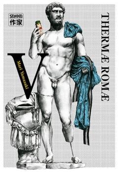 Couverture Thermae Romae tome 5 de Mari Yamakazi