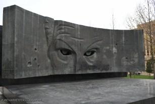 Richard Sorge Monument, Azerbaijan