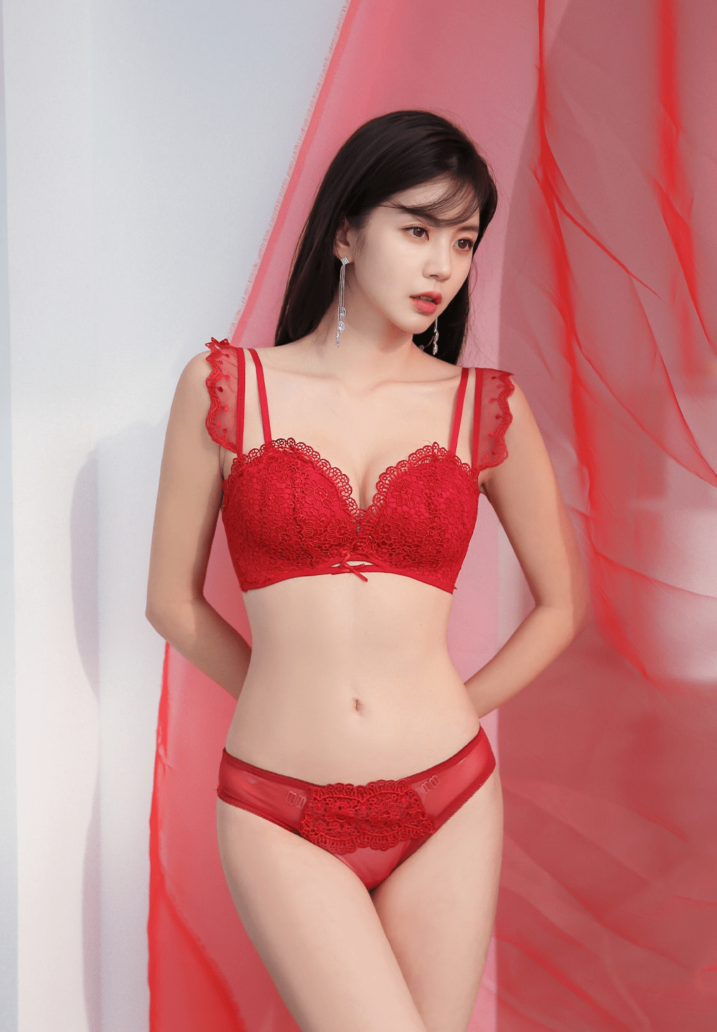 Lee Chaeeun - NUDMALL - January 2021 Lingerie Studioshoot (full set in comments)