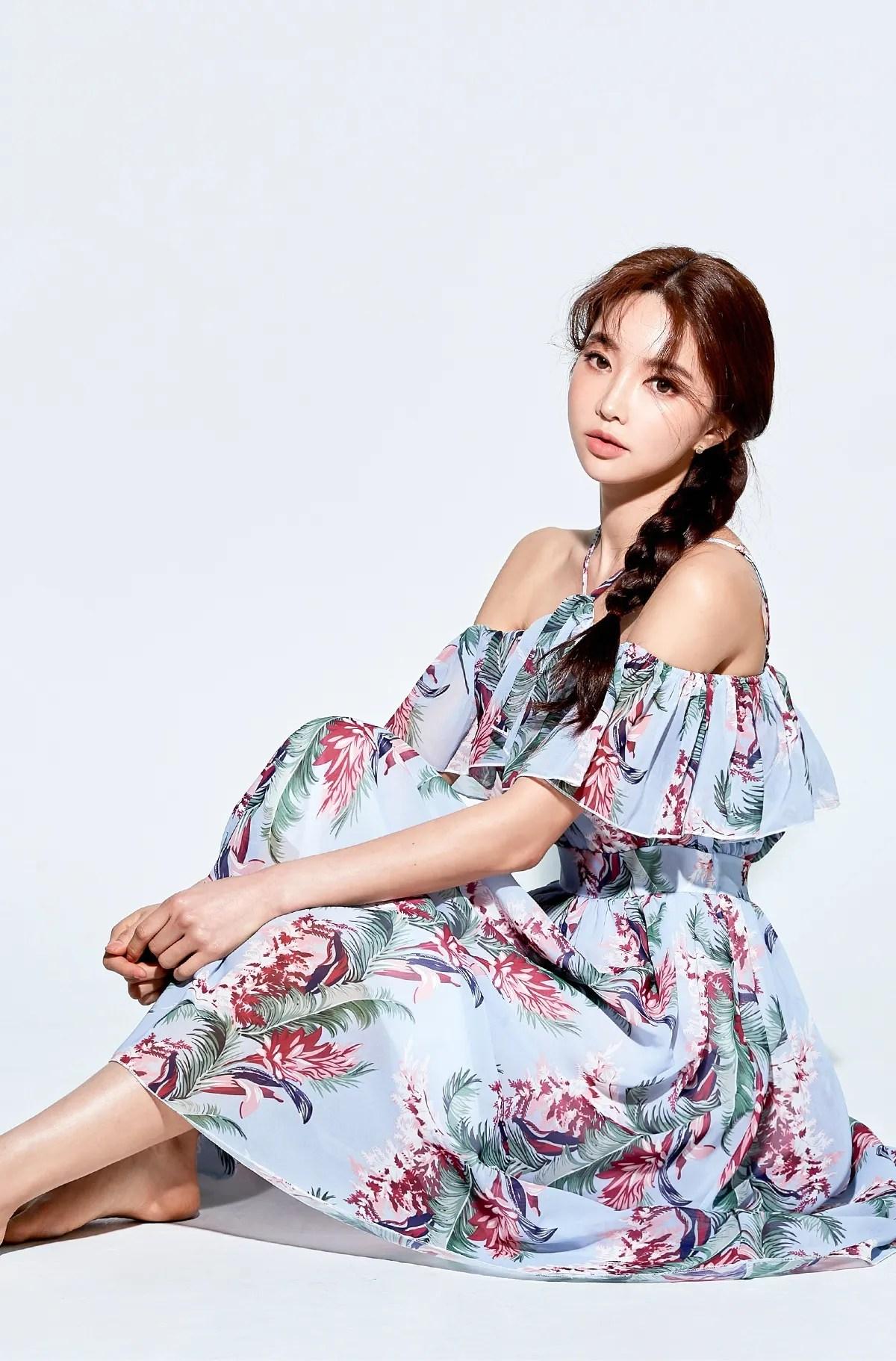 Park Suyeon / vendis / March 2021 / Casual Studioshoot