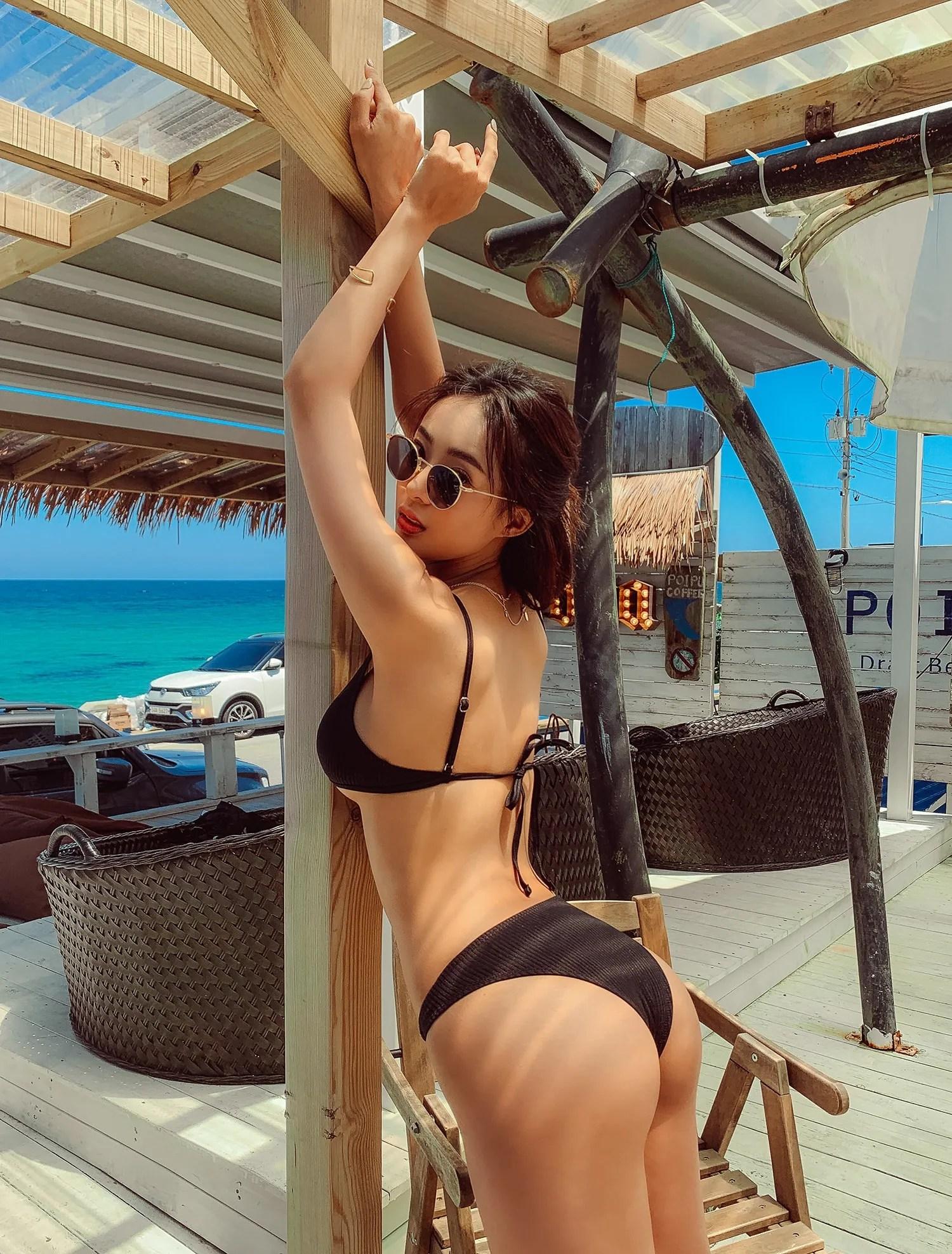 Kim Nayeong / BALIBIKI / July 2021 / Aru Bikini