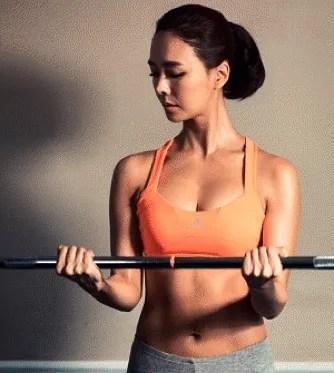 Leeyeon - Fitness Model