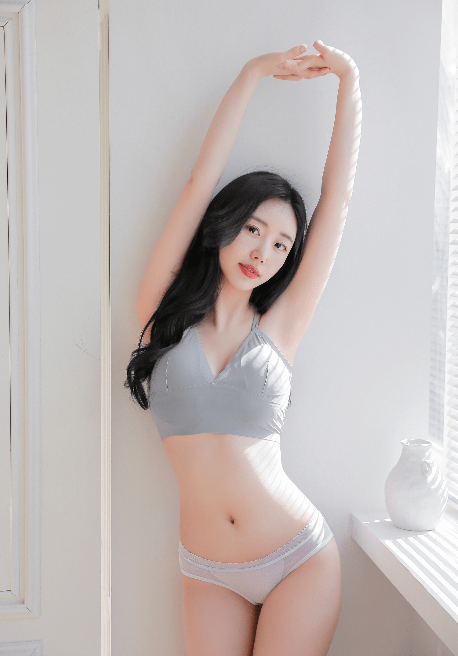 Harin - NUDMALL - April 2021 Lingerie Photoshoot (full set in comments)