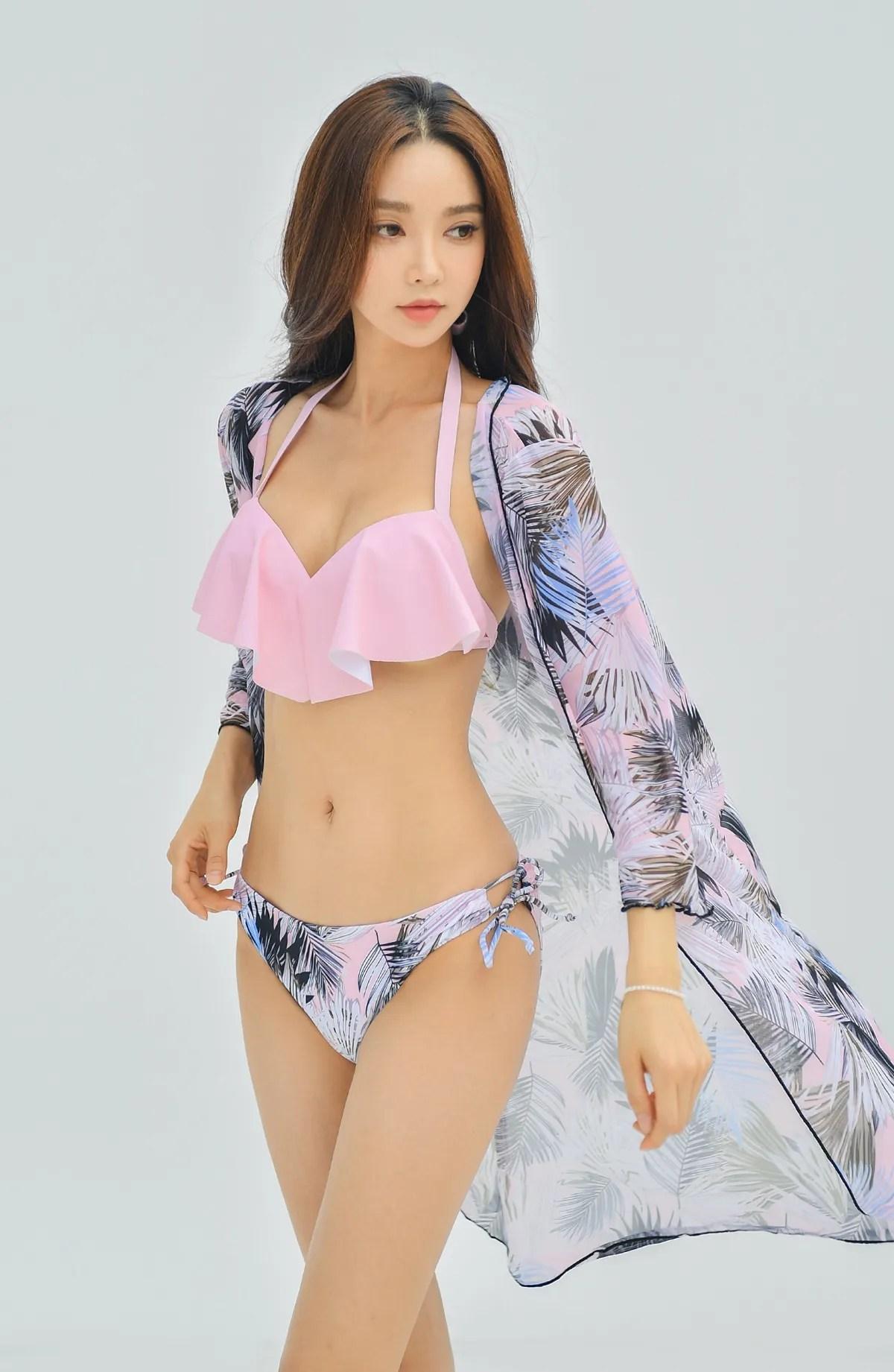 Park Suyeon / vendis / August 2021 / Maronier Bikini