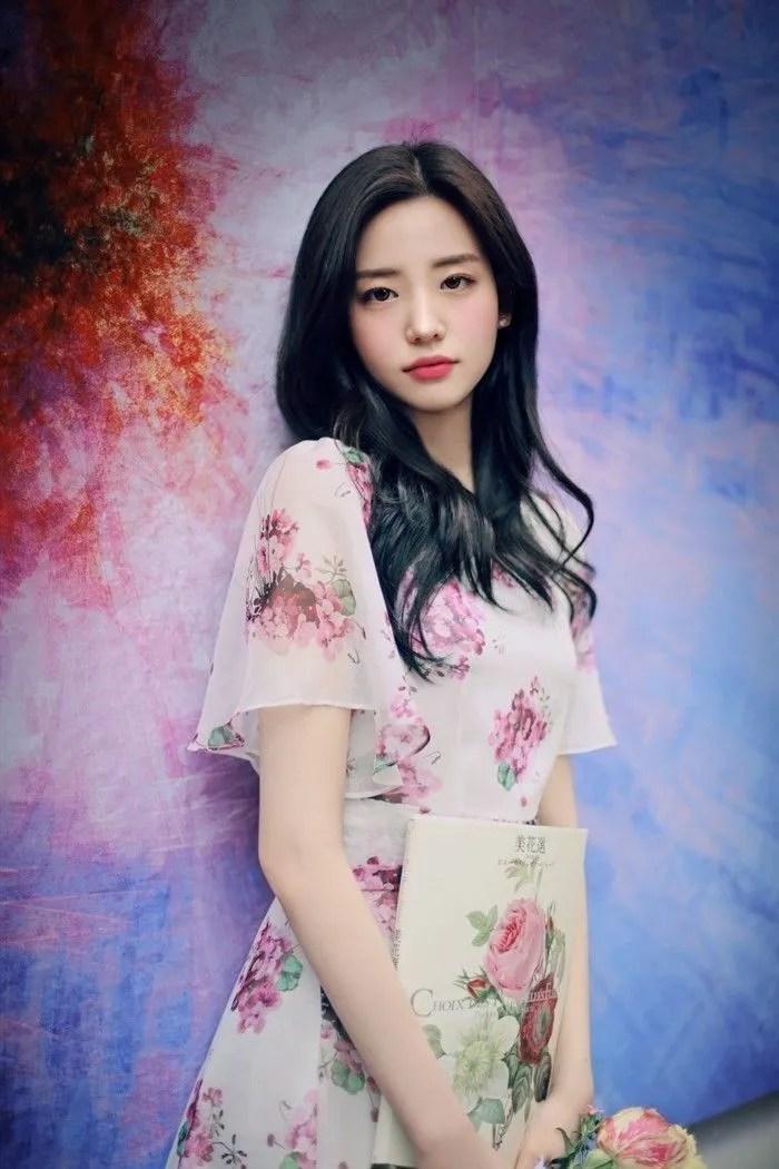 Who is this Goddess? Milkcocoa Model