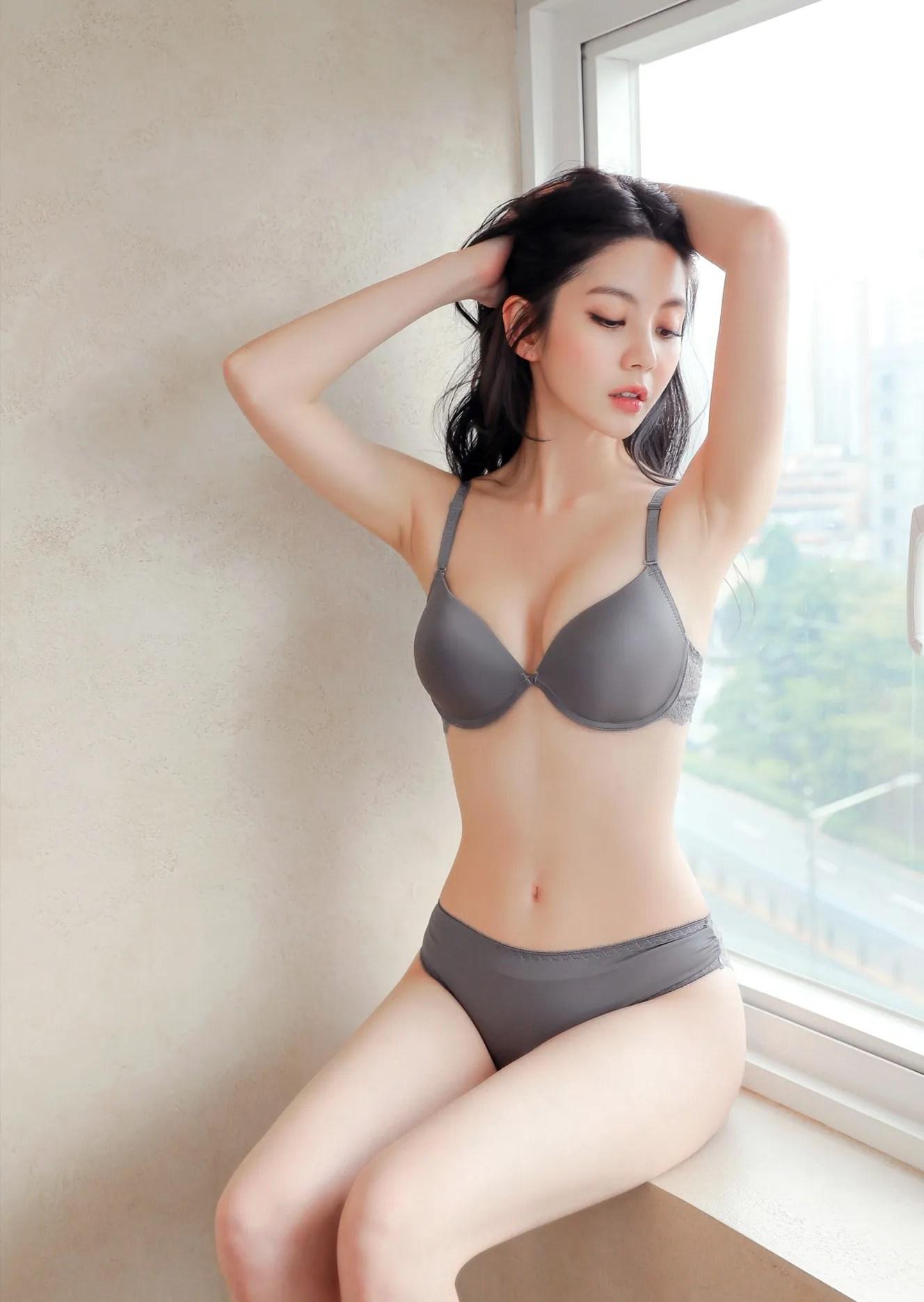 Lee Chaeeun / NUDMALL / June 2021 / Lingerie Photoshoot