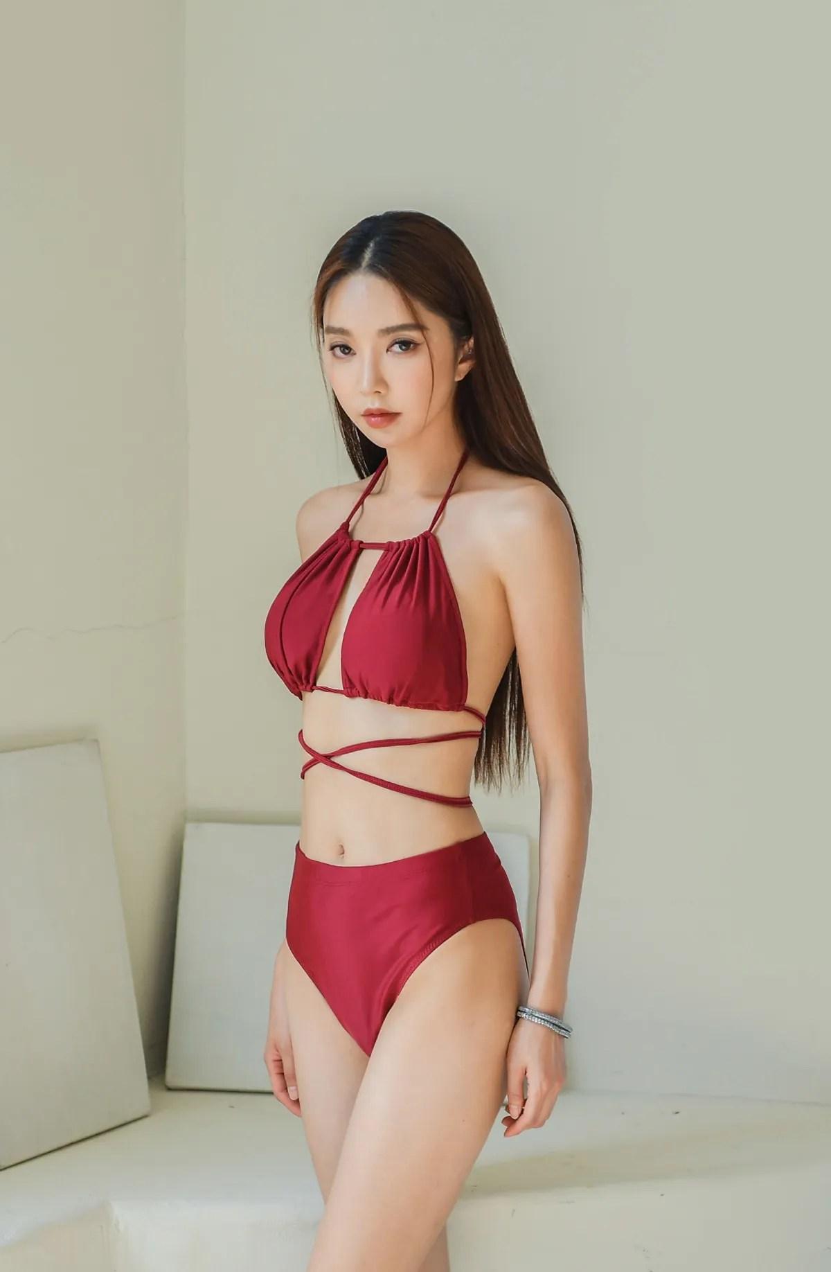 Park Suyeon / vendis / September 2021 / Tandy Bikini