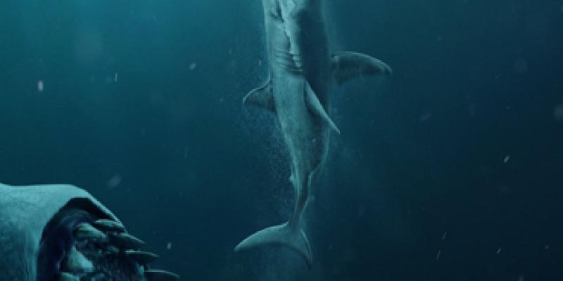 【有雷影評】《巨齒鯊》享受放空看電影的歡樂
