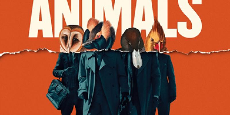 【有雷影評】《美國動物》探究美國青年的內心迷惘