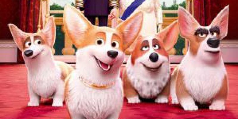 【影評】《女王的柯基》狗派影迷的療癒動畫小品