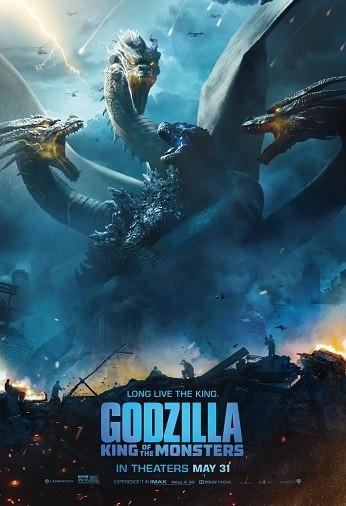 【影評】《哥吉拉2:怪獸之王》獻給怪獸迷的極致饗宴