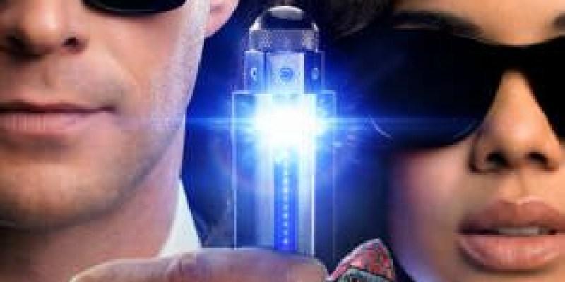 【影評】《MIB星際戰警:跨國行動》這次別幫我戴墨鏡