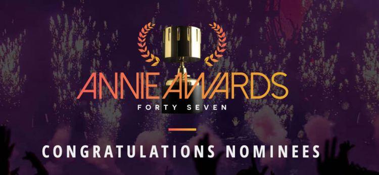 【獎項】2020 第47屆安妮獎(動畫界奧斯卡)-入圍得獎名單