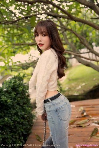 [XIAOYU] VOL.627 芝芝Booty – Chinese Beauties