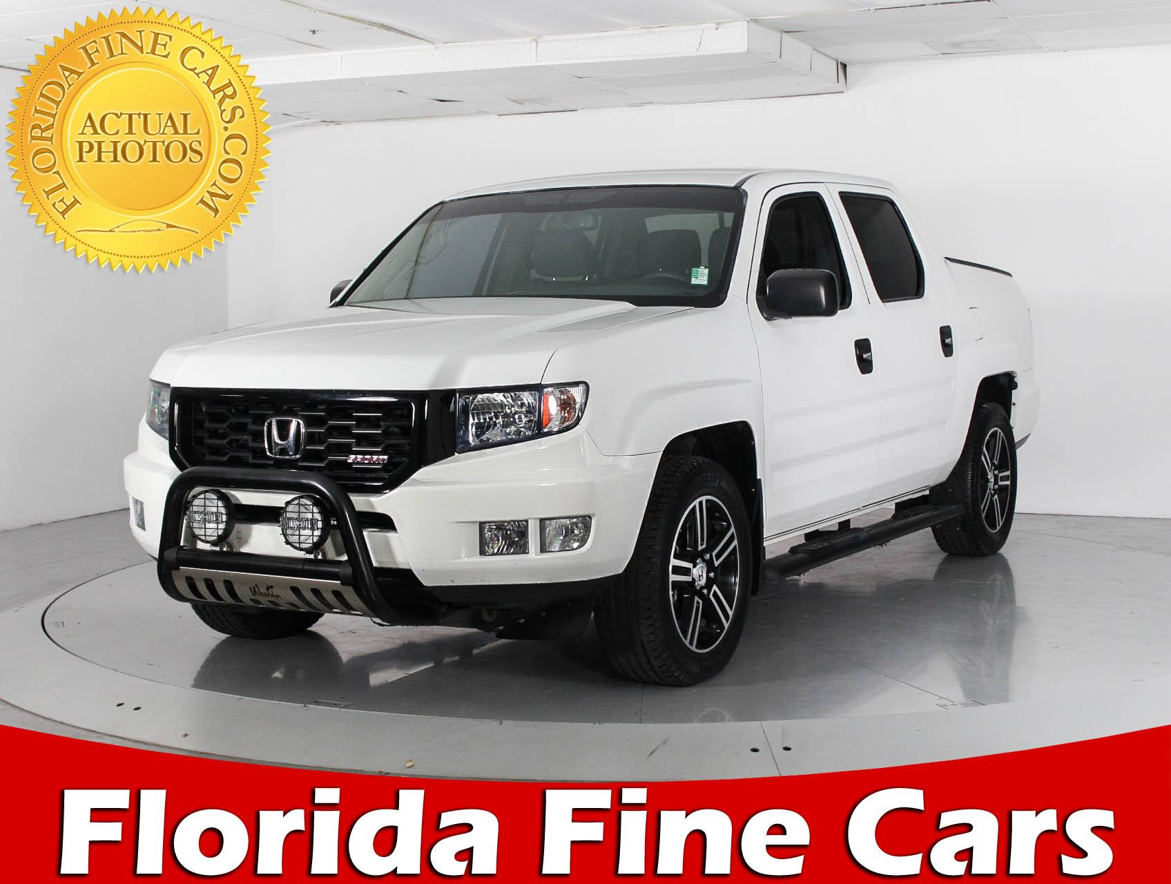50 Best Used Honda Ridgeline for Sale Savings from $3 059
