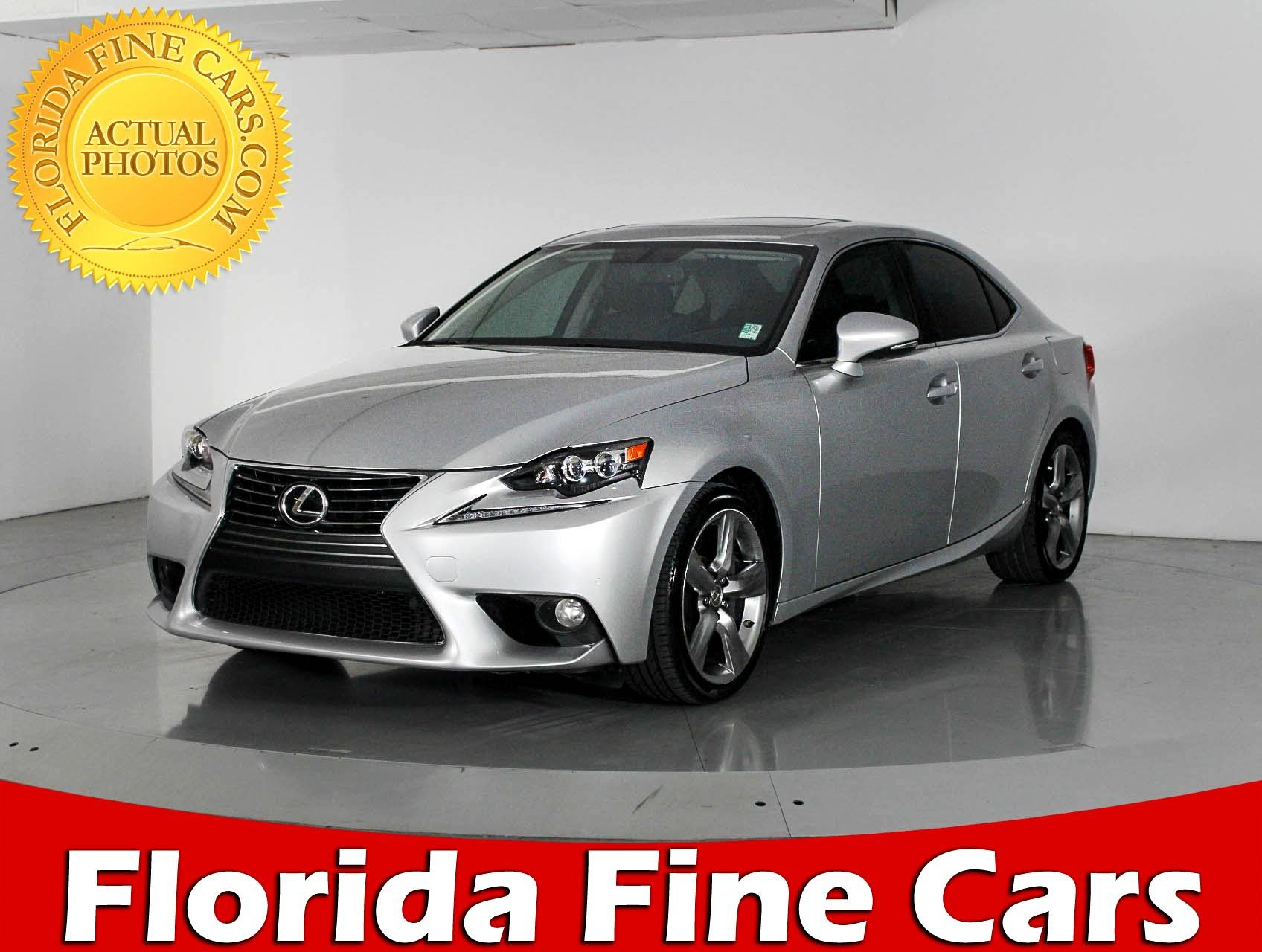New and Used Lexus IS for Sale in Miami FL