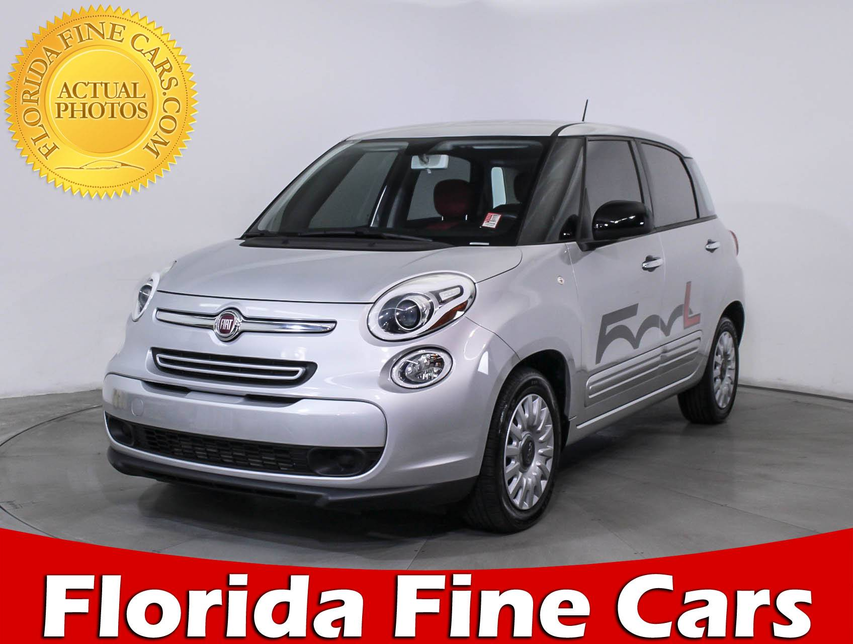 50 Best Used FIAT 500L for Sale Savings from $3 499