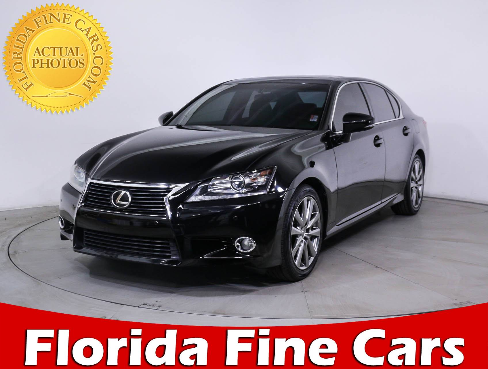 Used Lexus GS for Sale in Hollywood FL
