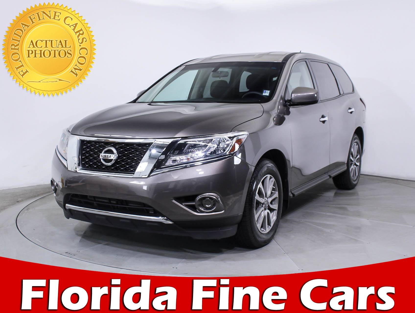 50 Best Used Nissan Pathfinder for Sale Savings from $3 519