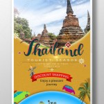 Travel Abroad Tour Poster For Thailand Template Image Picture Free Download 450019431 Lovepik Com