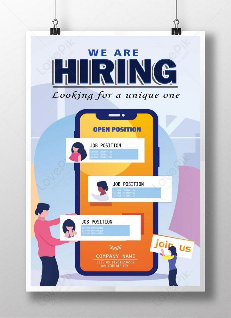 creative illustration recruitment