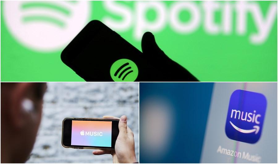 音樂串流訂閱付費用戶數攀升!調研公佈全球五大市佔品牌 | 自由電子報 3C科技
