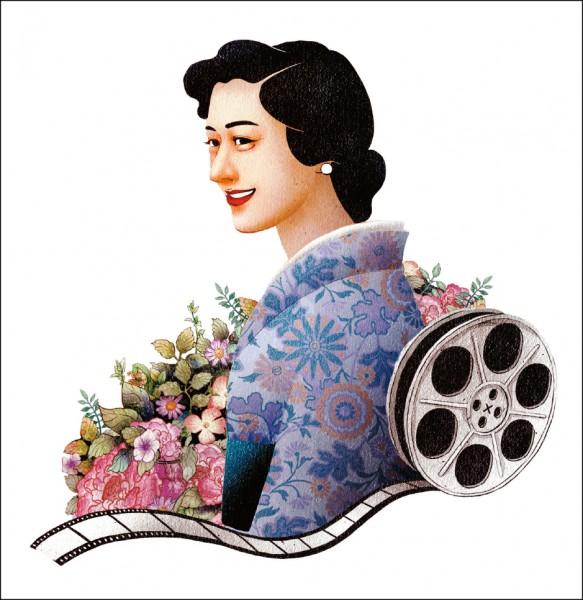 【自由副刊】晏山農/黑白年代的不滅燭光 - 未曾遺忘原節子 - 自由娛樂