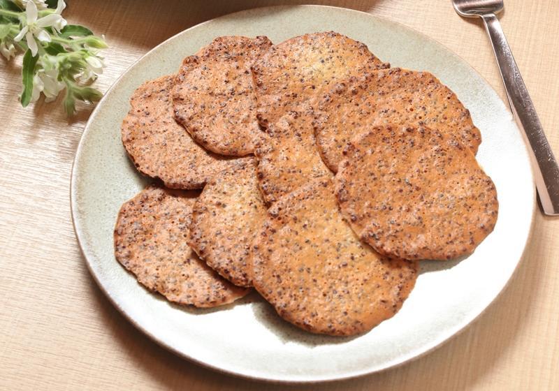 高蛋白紅藜麥餅乾 - 食譜自由配 - 自由電子報