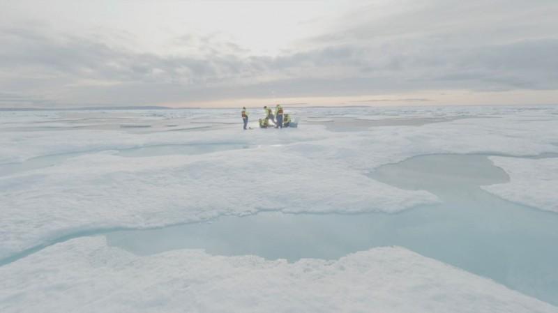史上最大規模!19國逾百科學家 北極「冰封1年」研究氣候變遷 - 國際 - 自由時報電子報