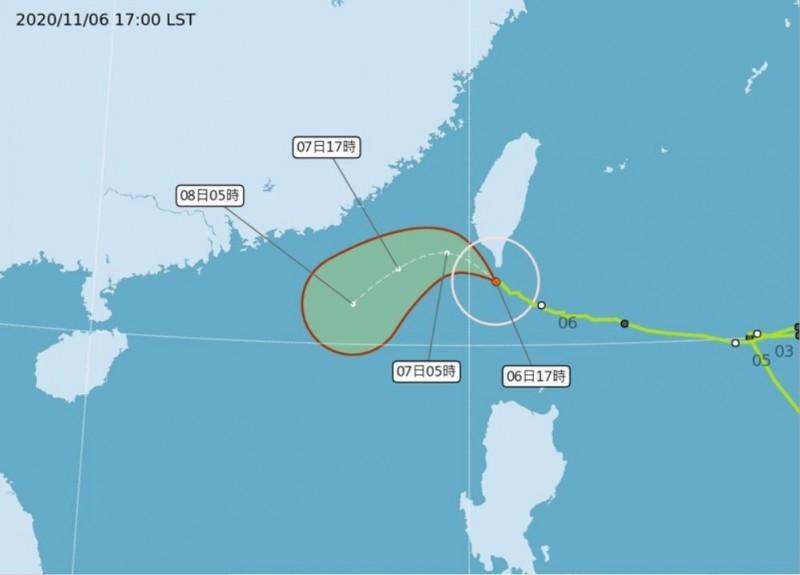 未受閃電颱風影響 臺南市明天正常上班上課(iLikeEdit 我的讚新聞)