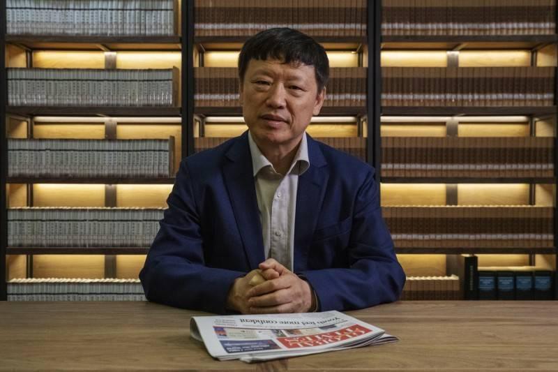 自曝疫情期間在中國趴趴走! 胡錫進:若在臺灣一定憋死 - 政治 - 自由時報電子報