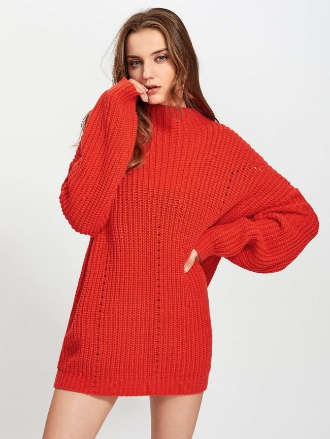 jersey rojo maxi punto