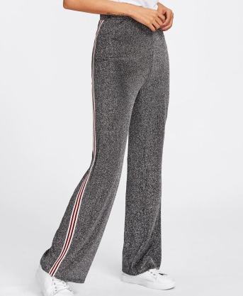 Shein Glitter Pants