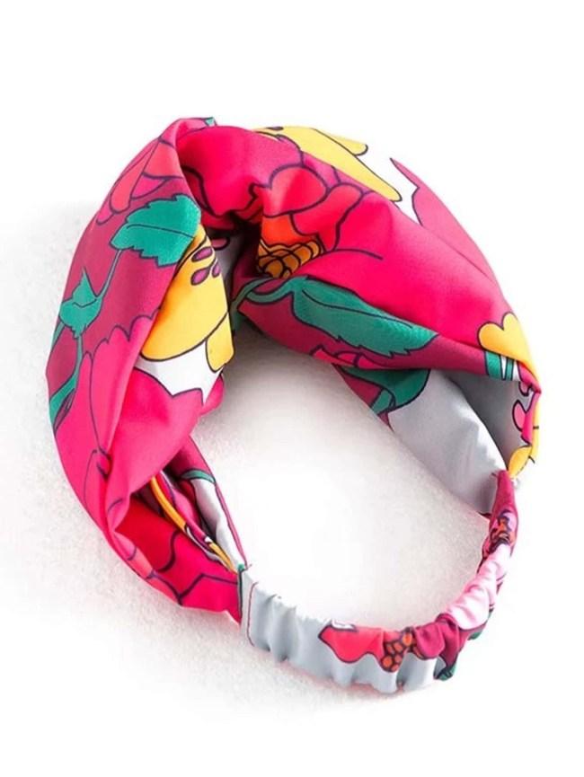 SheIn Twist Flower Headband