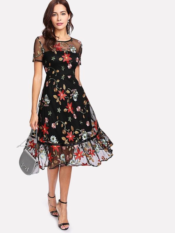 15136736172468847116 thumbnail 600x - Spring / Summer SheIn Dresses
