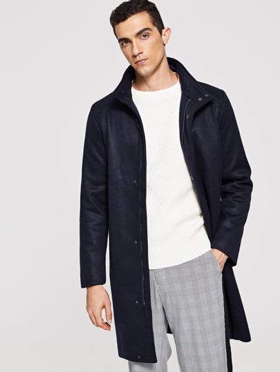 2a2e6897d Longline Coat Mens   Unixpaint