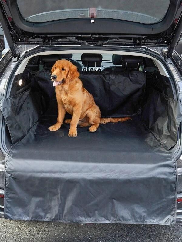 tapis de tapis pour chien de coffre de voiture