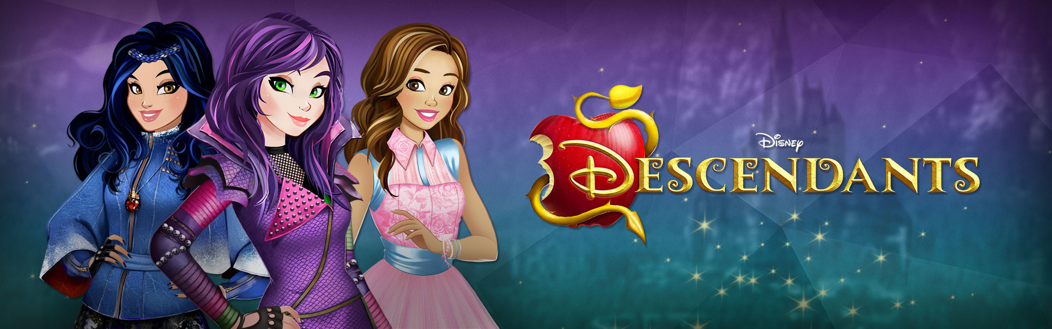 Descendants Games Lol Disney