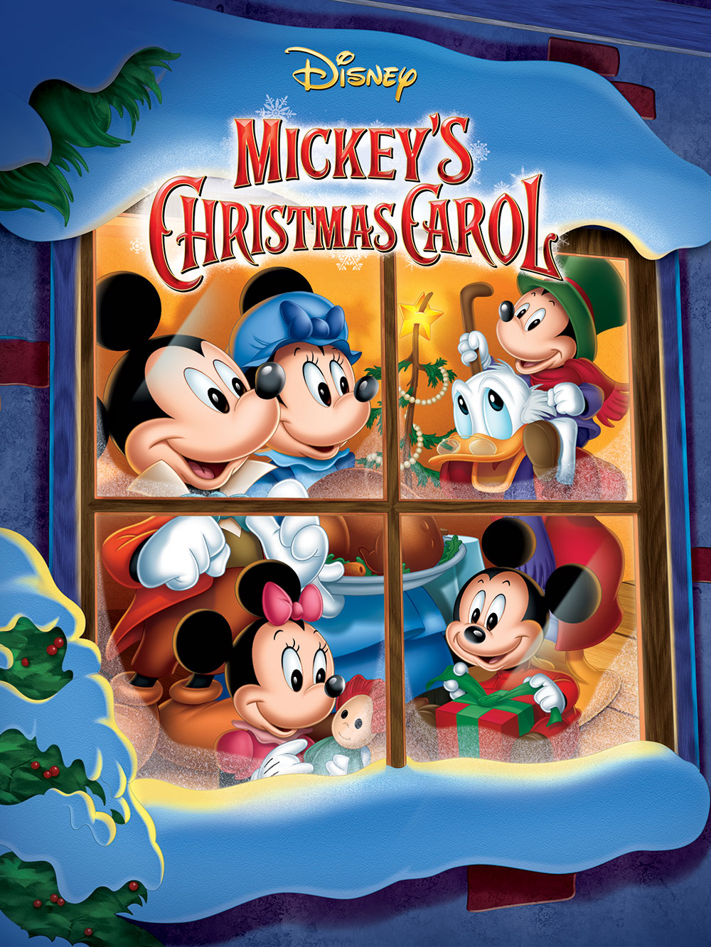 Image result for mickey's christmas carol