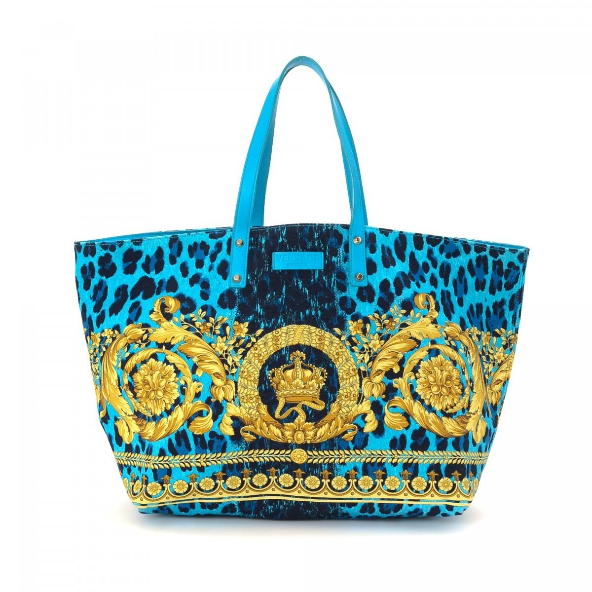Versace Tote Bag Canvas