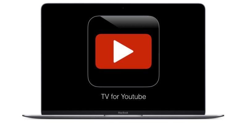 聽 Youtube 音樂可以不用那麼麻煩,TV for Youtube 可以在背景模式輕鬆享受