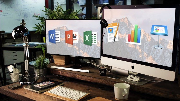 「教學」買了 Mac 後,是不是一定要安裝 Office 呢?